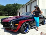 Z28 Baldwin Motion Tribute  & Hot Cowgirl