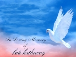 Memorial To Kate Hatheway...