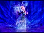 ELSA from the movie-FROZEN