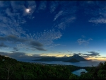 Dark Sun over Ternate