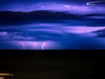 spectacular lightning dispaly