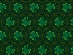 Irish Chain Shamrock Quilt (2 of 2)