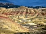 John Day Fossil Beds Nat'l. Monument, Oregon