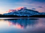 Mount Rundle,Canada