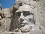 Abraham Lincoln on Mt. Rushmore