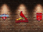 2016 Cardinals Red Brick 5