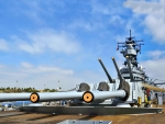 "Battleship ""Iowa"" Big Guns"