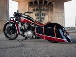 INDIAN MOTORCYCLE'S 'FRONTIER 111' CUSTOM SPRINGFIELD