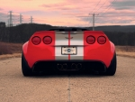 red madsen chevrolet corvette c7 stingray