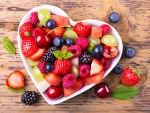 Heart of Fruits