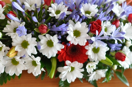 Gorgeous Flower Bouquet! - Flowers & Nature Background Wallpapers on Desk...