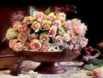 Roses for   all my DN  friends !