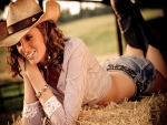 Cowgirl Karlin...