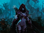 World of Warcraft - Lady Sylvanas