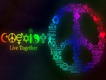 Coexist live together