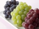 Colors Of Grape