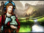 The lost sheep and the divine shepherd