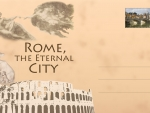 Greeting Card from Rome