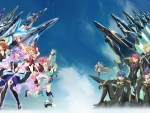 Walkure VS Aerial Knights