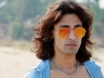 super handsome rajkumar patra in red sunglass