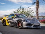 Cayman GT4 V-CS Aero by Vorsteiner