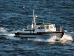 Pilot Boat off Ensenada