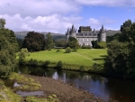 Inveraray Castle, Argyll, Scotland