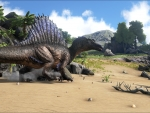 Ark Survival Evolved Spino