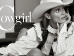 Vogue Goes Cowgirl..