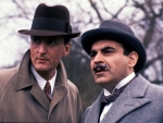 Hercule Poirot and Captain Hastings!