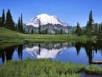 Mount Rainier Panorama F