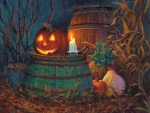 Magical halloween