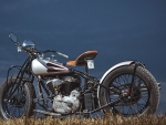 Custom 1937 Indian Chief