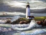 Ocean Light House
