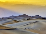 Mesquite Flat Sand Dunes in Death Valley National Park California