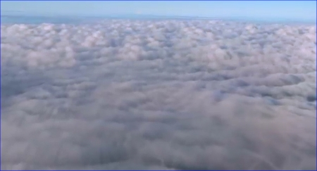 above the clouds - air, skies, clouds, cloud, sky, nature