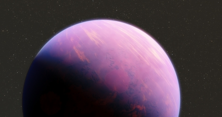 Purple Planet - Planets, Planet, Space, Astronomy