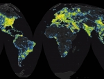 The New World Atlas of Artificial Sky Brightness