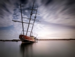Sailing Ship Wreck