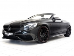 Brabus 850 6.0 Biturbo Mercedes-AMG S63-Based Convertible