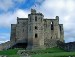 Warkworth Castle - England