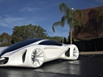 mercedes benz biome concept
