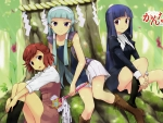 kannagi crazy shrine maidens