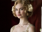 Lily James as  Lady Rose MacClare