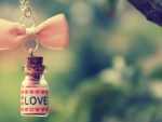 Love bottle
