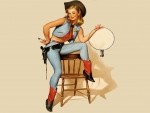 Tribute To Gil Elvgren..