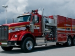 kenworth fire truck