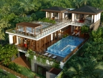 Luxurious Tropical House