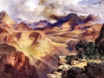Grand Canyon Painting f