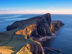 Neist Point Lighthouse, Isle of Skye, UK